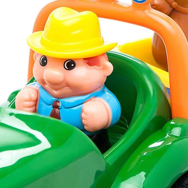 """Игровой набор """"Трактор с прицепом """", Kiddieland"""
