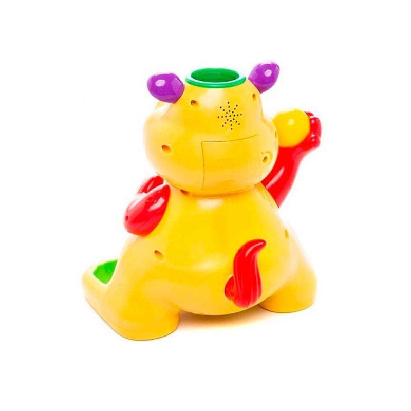 "Игрушка ""Гиппопотам-жонглер"", Kiddieland"