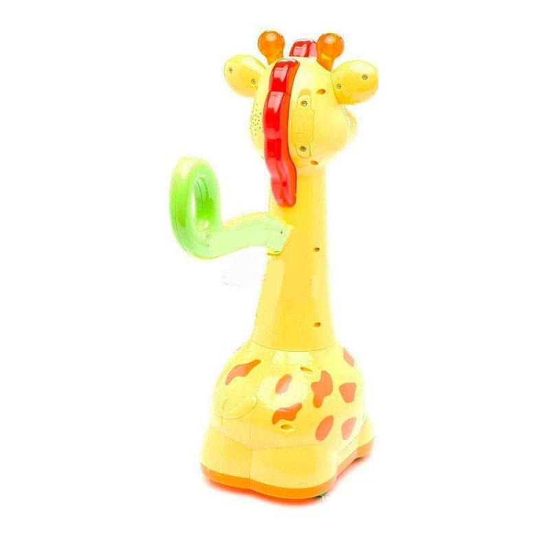 """Игрушка-каталка """"Аккуратный жираф"""", Kiddieland"""