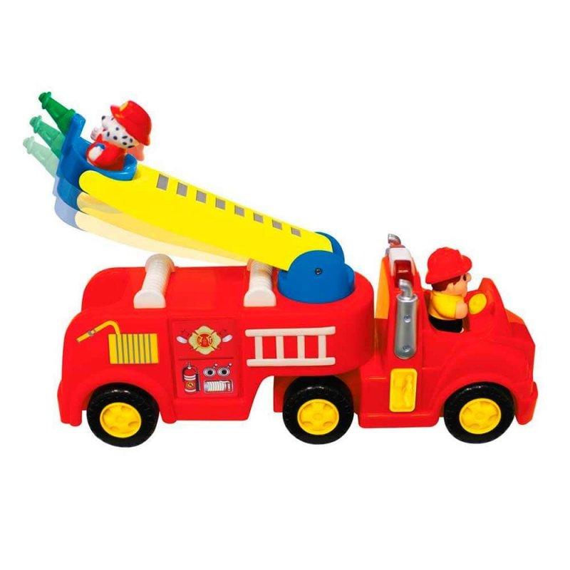 """Развивающая игрушка """"Пожарная машина"""", Kiddieland"""