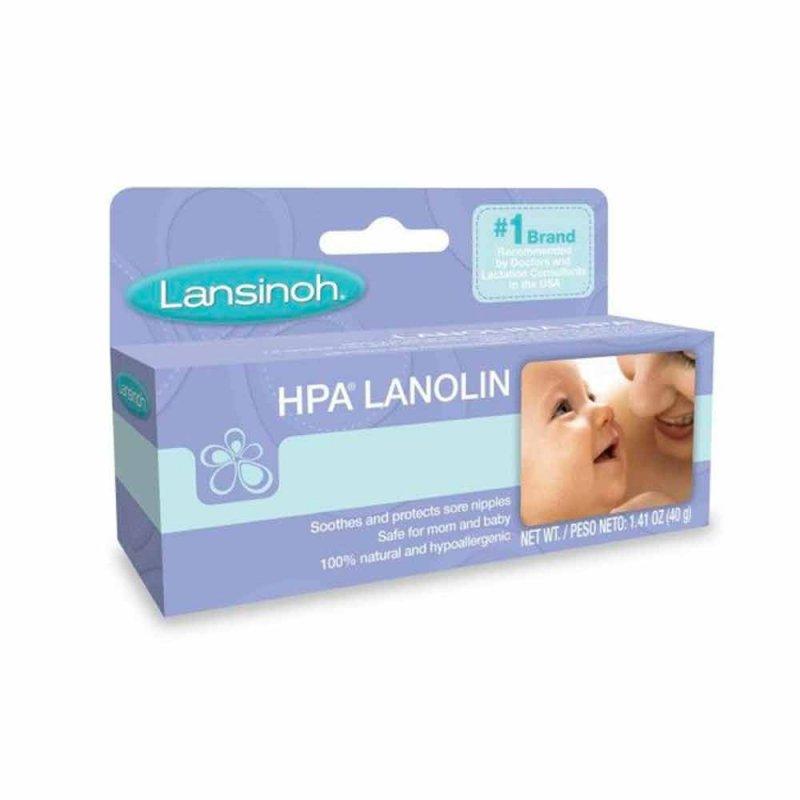 Крем для сосков Lansinoh HPA, Lanolin