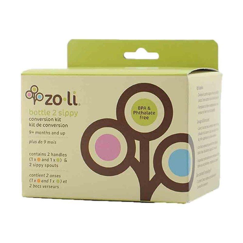 Сменный блок для бутылочки, Zoli