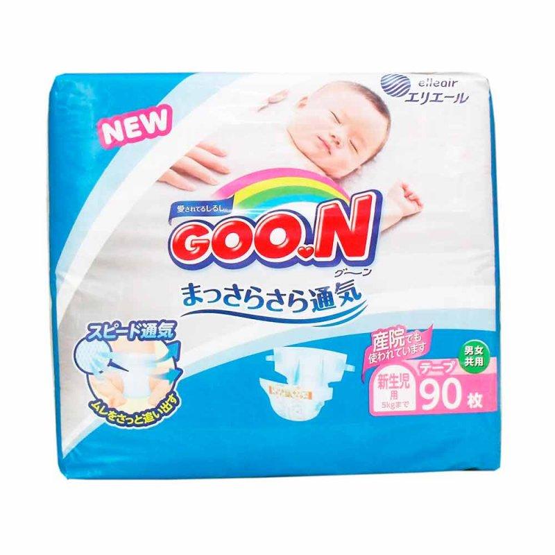 Подгузники для новорожденных, GOO.N