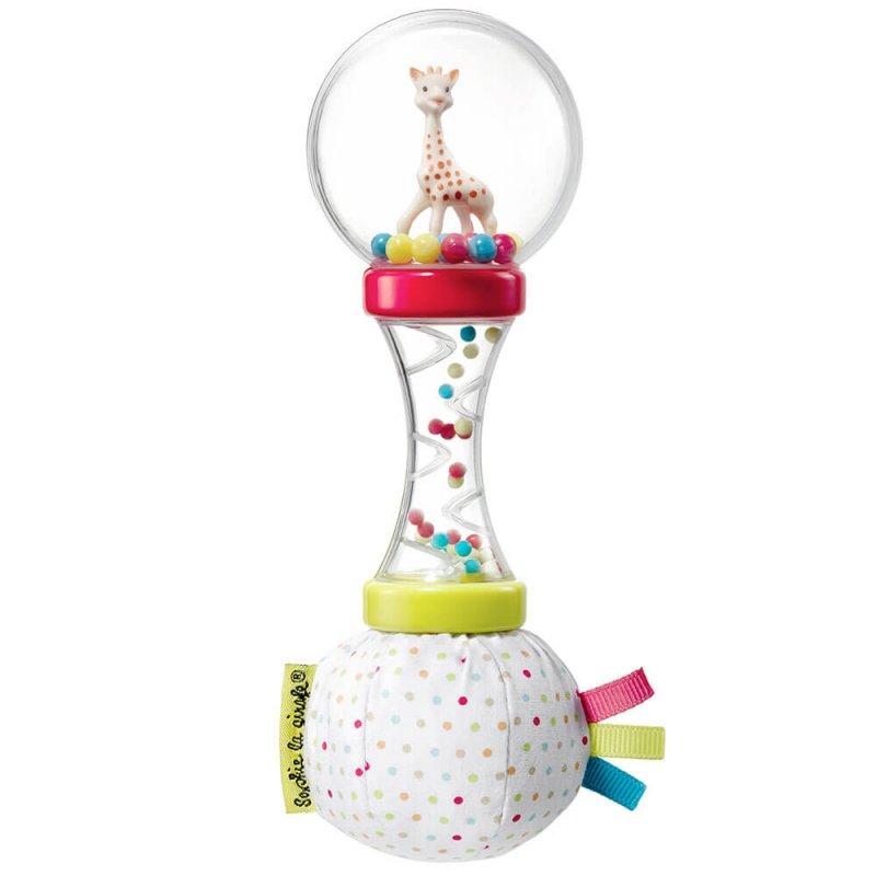 Игрушка погремушка-маракас, Sophie la girafe (Vulli)