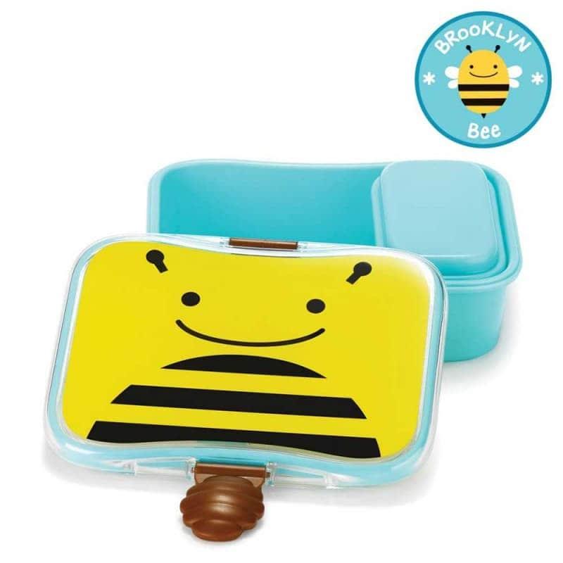 "Бутербродница ""Пчелка"", Skip Hop"