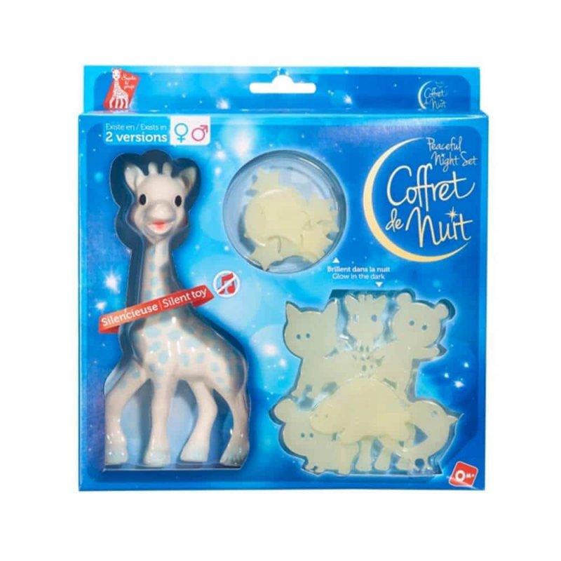 """Подарочный набор Жирафа Софи """"Спокойной ночи"""", Sophie la girafe (Vulli)"""