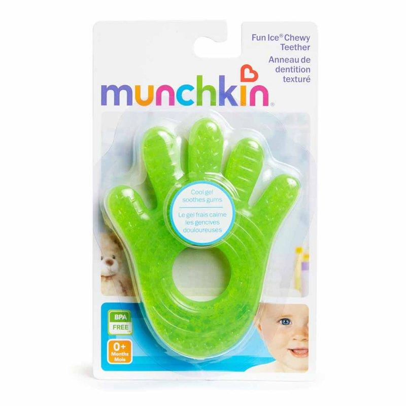 """Игрушка-прорезыватель """"Ручка Fun Ice"""", Munchkin"""