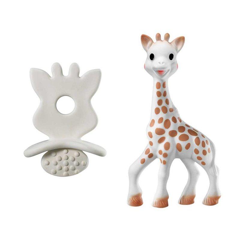 Подарочный набор (Жирафа Софи и прорезыватель), Sophie la girafe (Vulli)