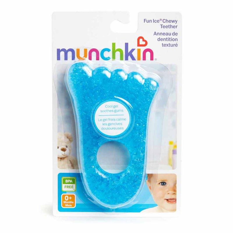 """Игрушка-прорезыватель """"Ножка Fun Ice"""", Munchkin"""