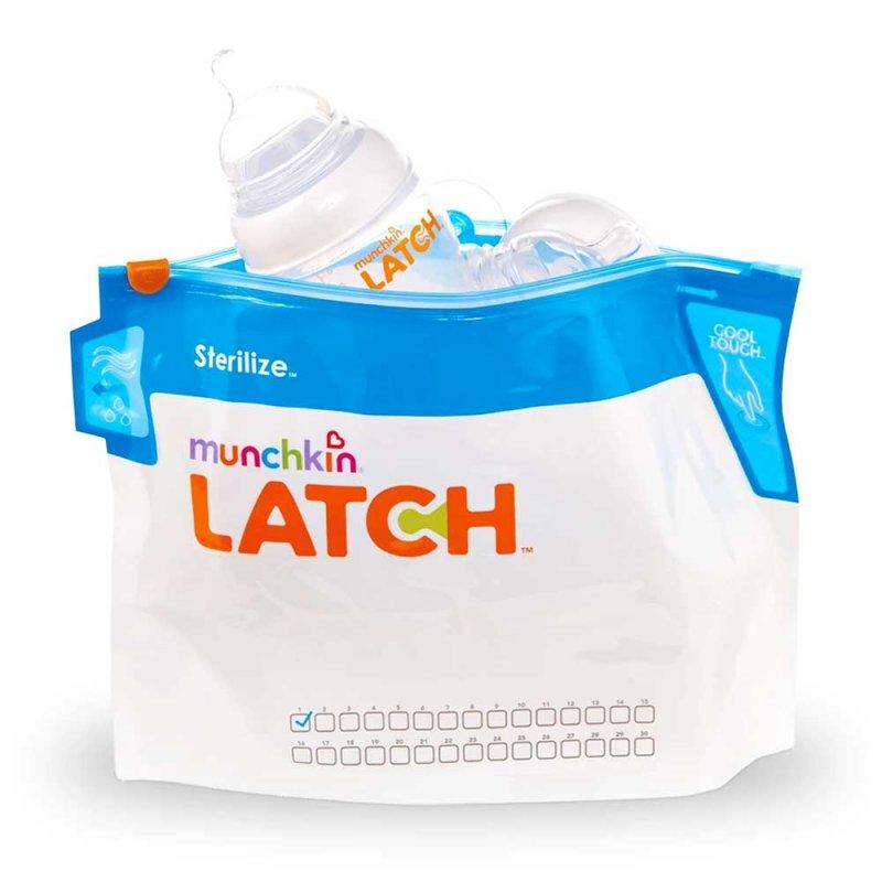 Пакеты для стерилизации в микроволновой печи (6 шт.), Munchkin