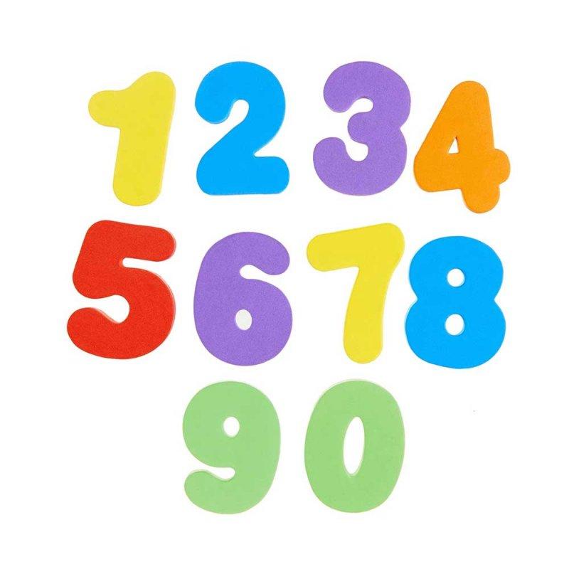 """Игрушка для ванной """"Буквы и цифры"""", Munchkin"""