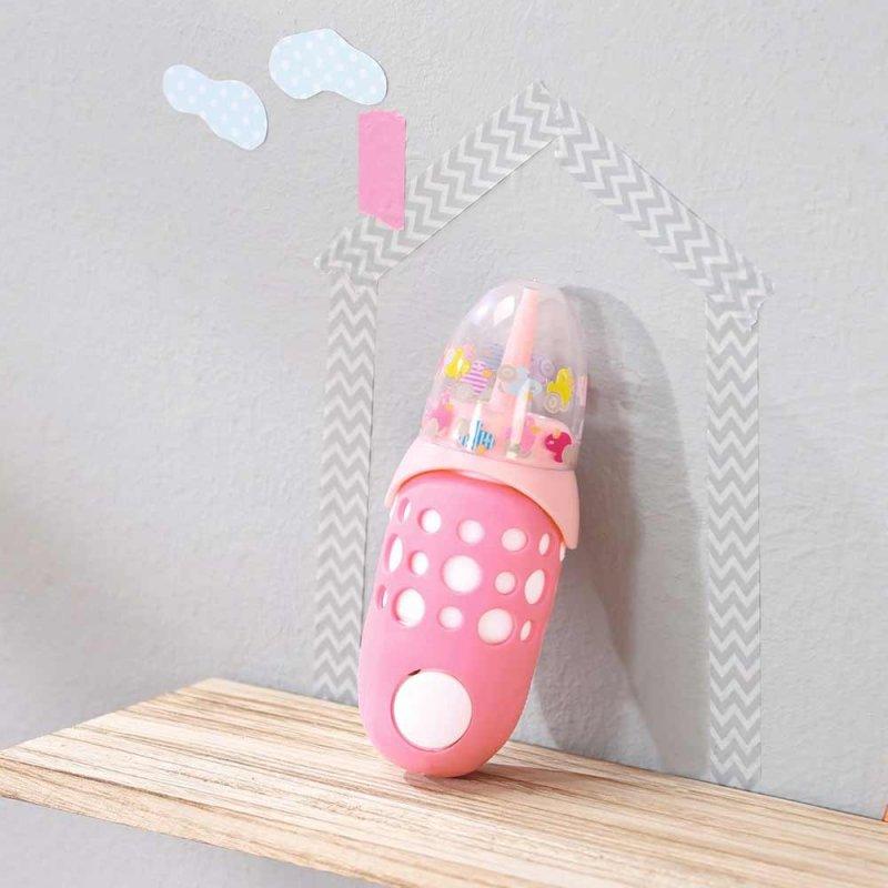 """Интерактивная бутылочка для куклы BABY BORN """"ЗАБАВНОЕ КОРМЛЕНИЕ"""", Zapf"""