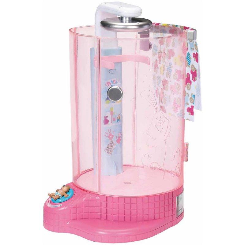 """Автоматическая душевая кабинка для куклы BABY BORN """"ВЕСЕЛОЕ КУПАНИЕ"""", Zapf"""