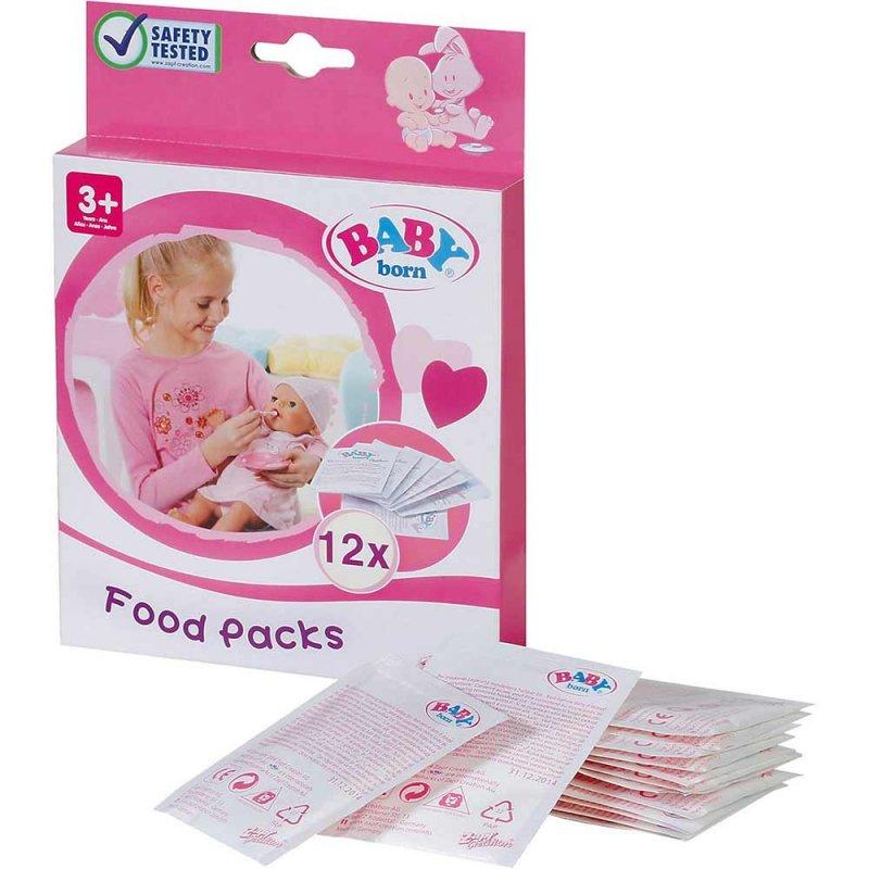Каша для куклы BABY BORN, Zapf