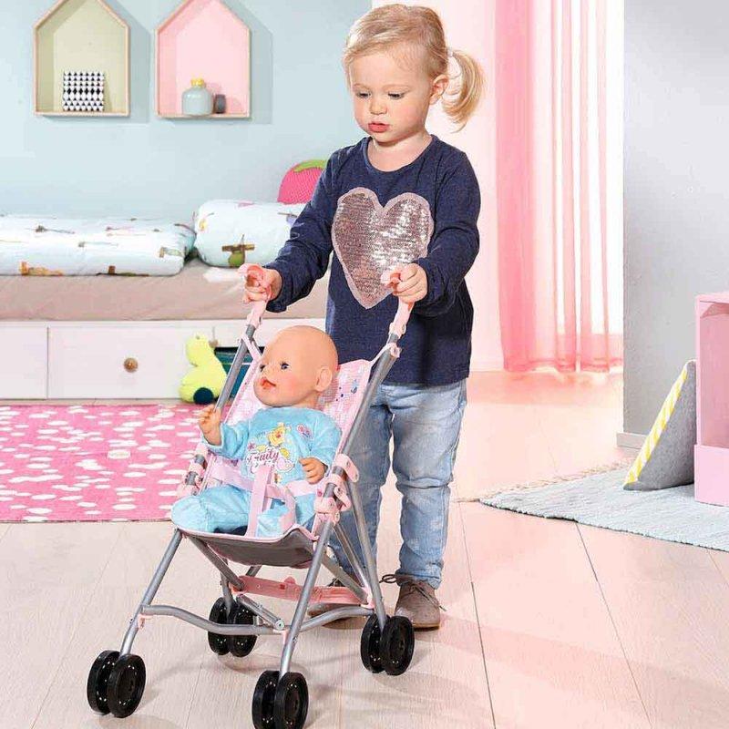 Коляска для куклы BABY BORN, Zapf