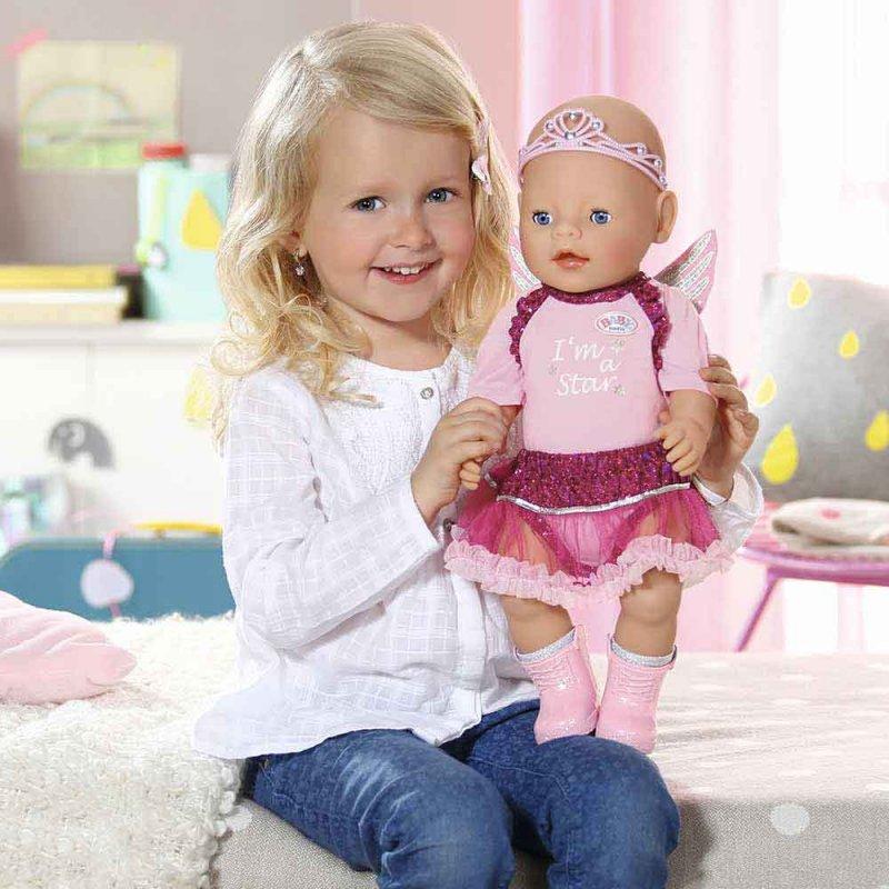 """Кукла BABY BORN """"ВОЛШЕБНЫЙ АНГЕЛ"""", Zapf"""