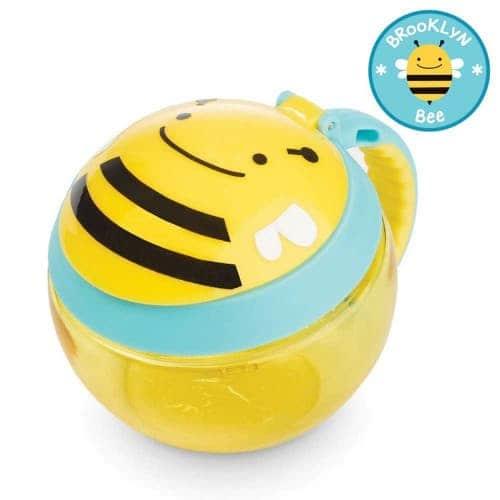 """Контейнер-чашка для снеков """"Пчёлка"""", Skip Hop"""
