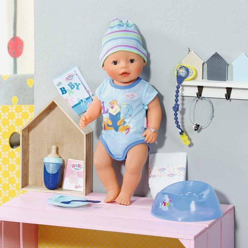 "Кукла BABY BORN ""ОЧАРОВАТЕЛЬНЫЙ МАЛЫШ"", Zapf"