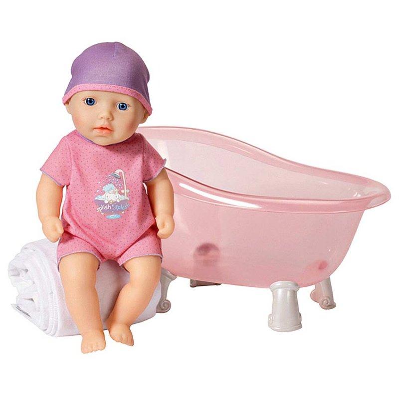 """Кукла MY FIRST BABY ANNABELL """"ЛЮБЛЮ КУПАТЬСЯ"""", Zapf"""
