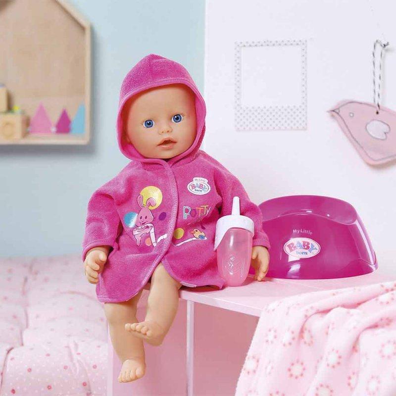 "Кукла MY LITTLE BABY BORN ""МАМИНА ЗАБОТА"", Zapf"
