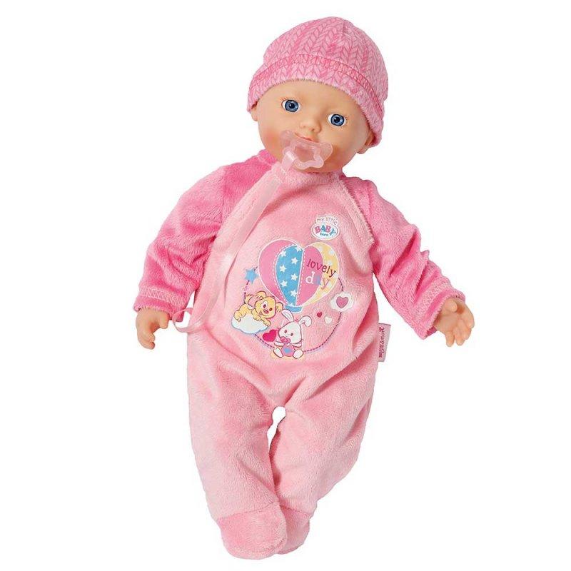 "Кукла MY LITTLE BABY BORN ""МИЛАЯ КРОХА"", Zapf"