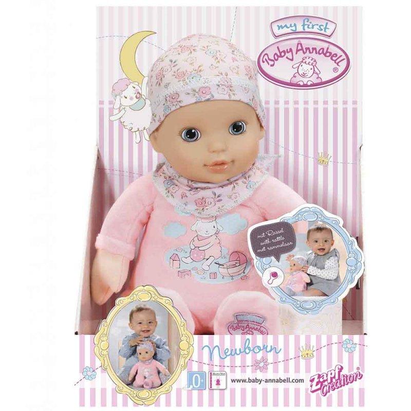 """Кукла NEWBORN BABY ANNABELL """"МАЛЫШКА"""", Zapf"""