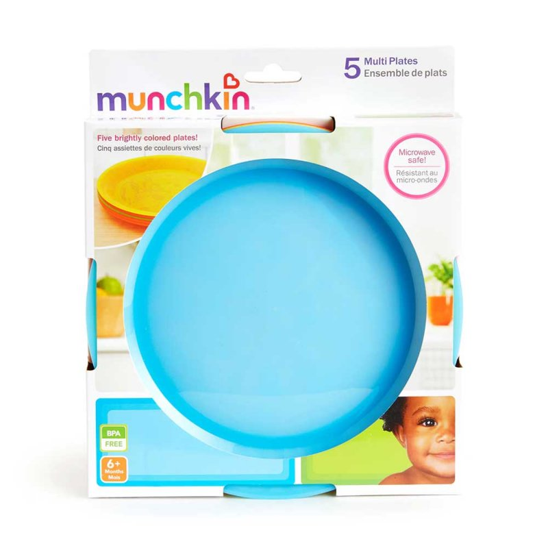 Набор тарелок (5 шт.), Munchkin