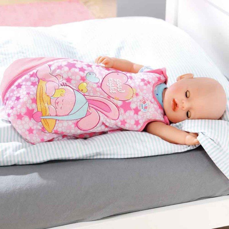 """Спальник для куклы BABY BORN """"СПОКОЙНЫЕ СНЫ"""", Zapf"""