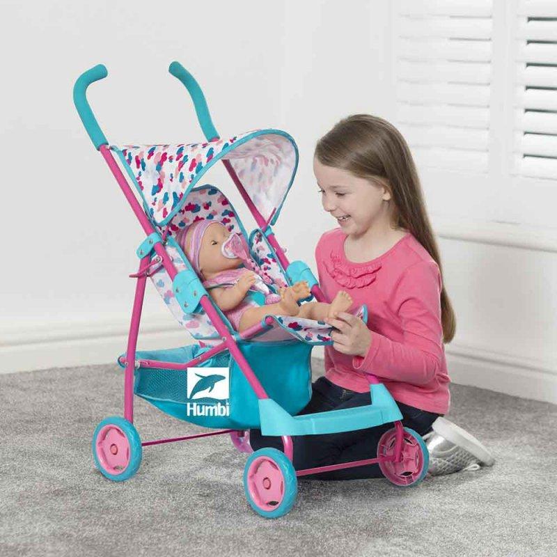 "Коляска для куклы BABY BORN ""ИДЕМ НА ПРОГУЛКУ"", Zapf"