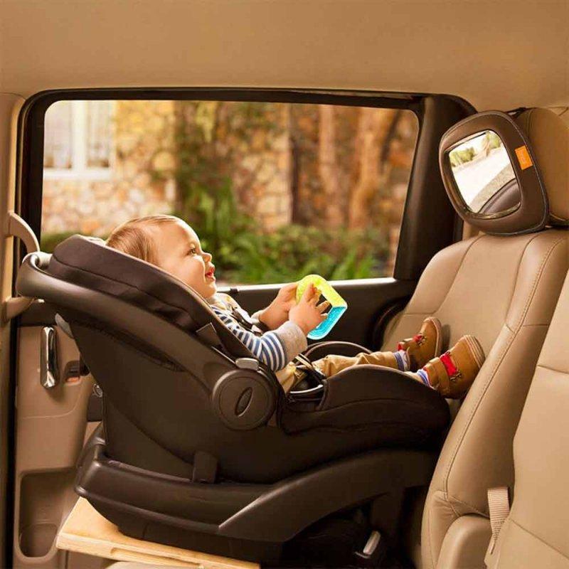 """Автомобильное зеркало для ребенка """"Baby in Sight"""", Munchkin"""