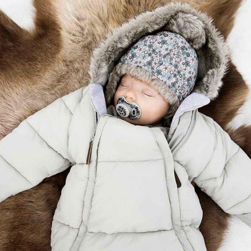 """Детский конверт-комбинезон """"Marble Grey"""", Elodie Details"""