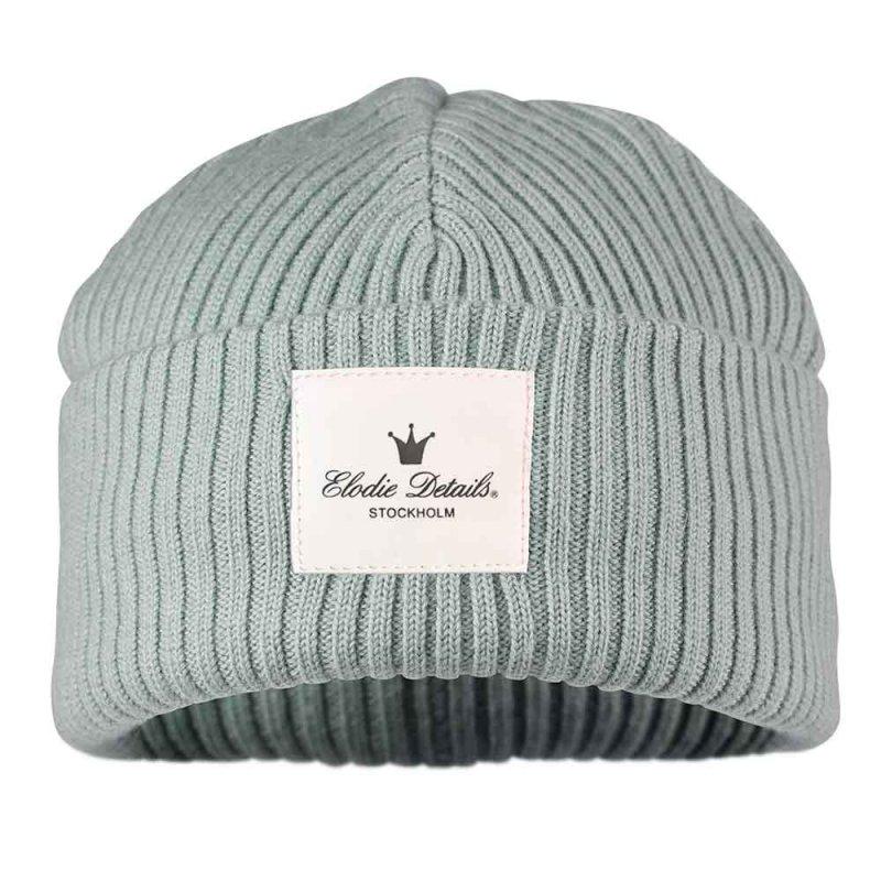 """Шерстяная шапка """"Mineral Green"""", Elodie Details"""