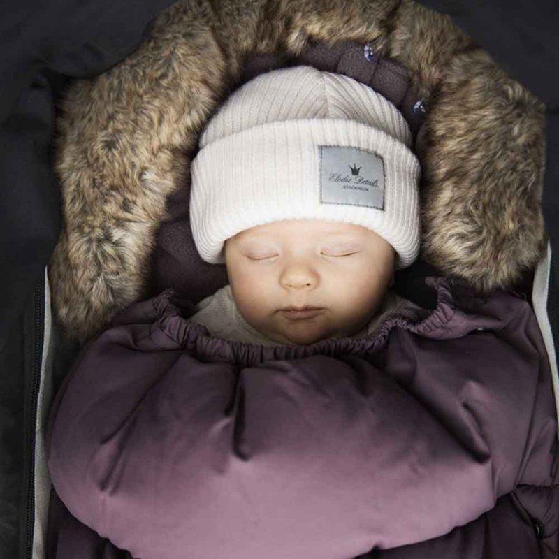 """Шерстяная шапка """"Vanilla White"""", Elodie Details"""