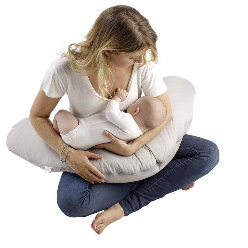 """Подушка для беременных и кормящих мам """"Big Flopsy"""", Red Castle"""