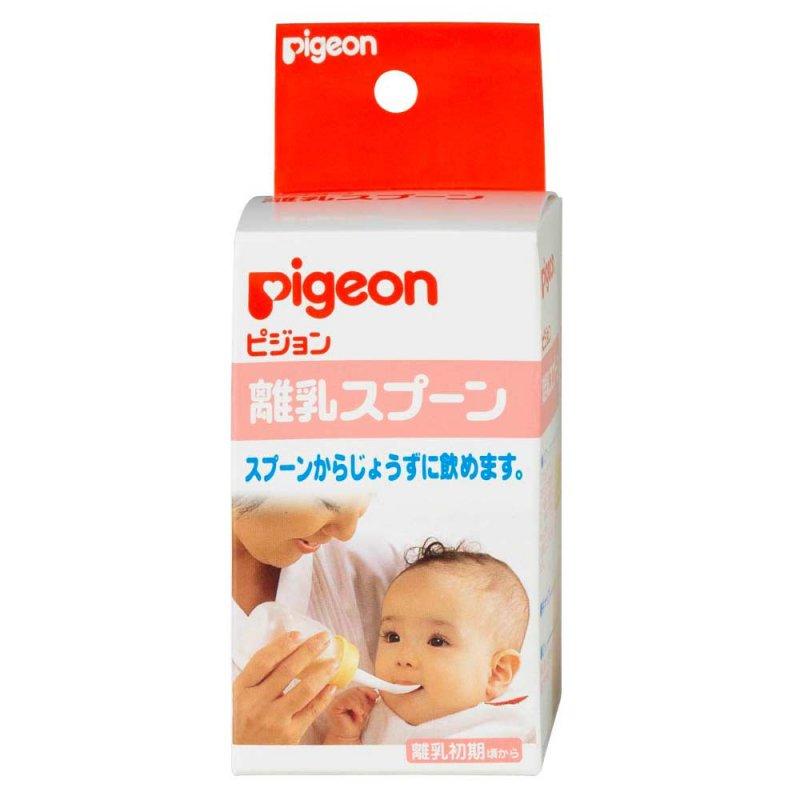 Бутылочка с ложечкой для кормления, Pigeon
