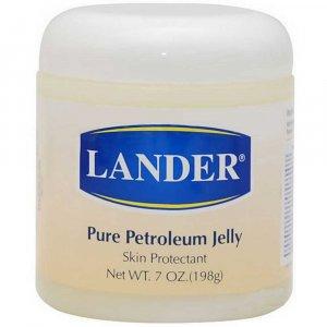 Детский вазелин для защиты кожи без запаха, Lander