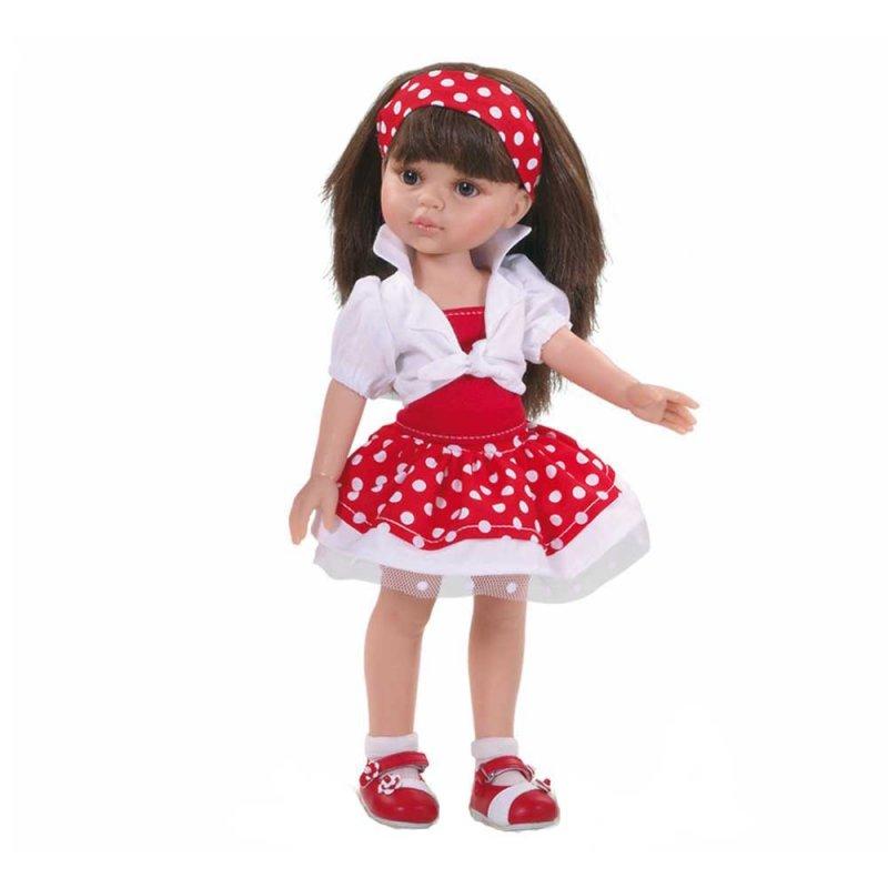 """Кукла """"Кэрол"""" (32 см), Paola Reina"""